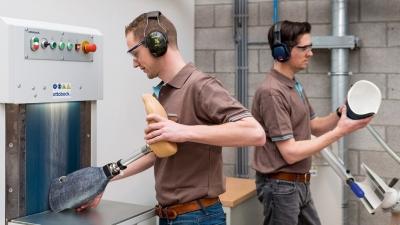 24 mei 2018: Bedrijfsbezoek bij Ottobock Equipment B.V.
