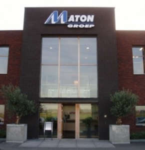 Bedrijfsbezoek Maton Groep BV