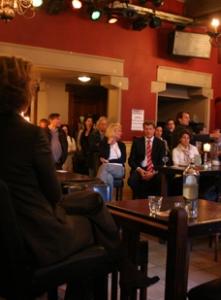 Politiek Café : Gebiedsversterking Oostelijke Langstraat.
